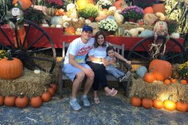 Cider Hill Farm Fall New England Family Apple Picking Activity